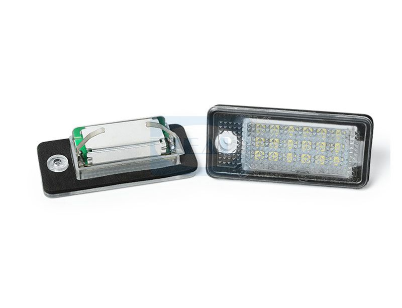 Audi LED License Plate Light ZL-C01
