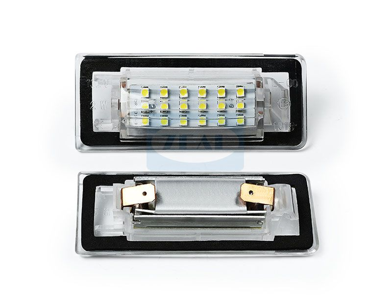 Audi LED License Plate Light ZL-C11