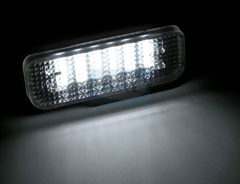 BENZ LED License Plate Light ZL-B03
