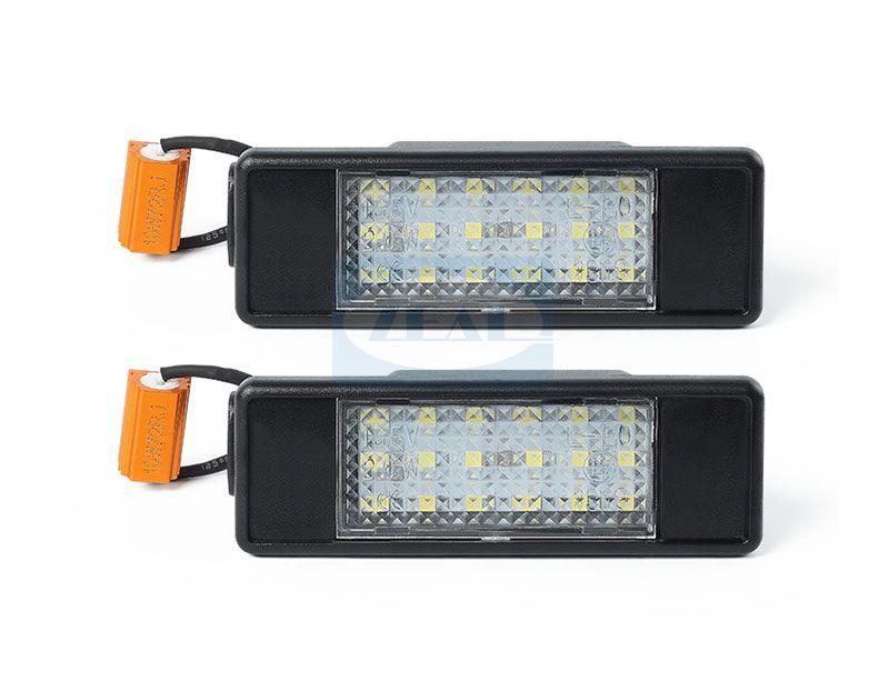 BENZ LED License Plate Light ZL-B17
