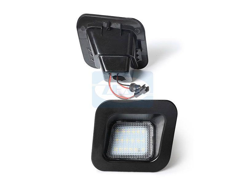 Dodge LED License Plate Light ZL-LL01