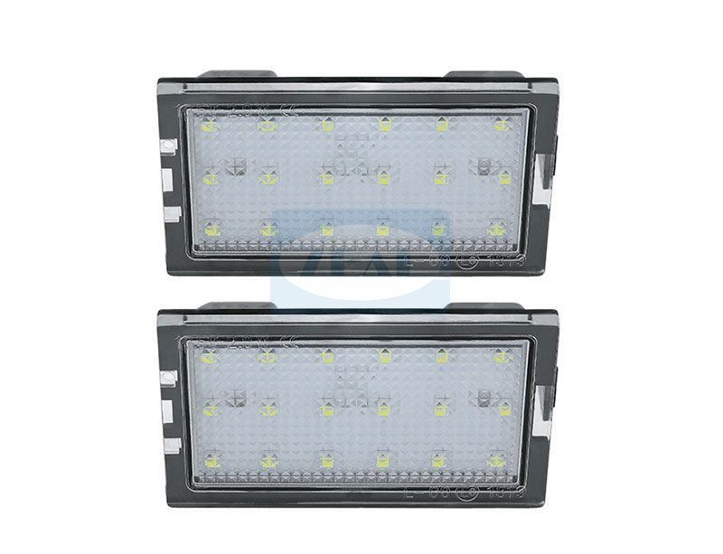 Land Rover LED License Plate Light ZL-U01