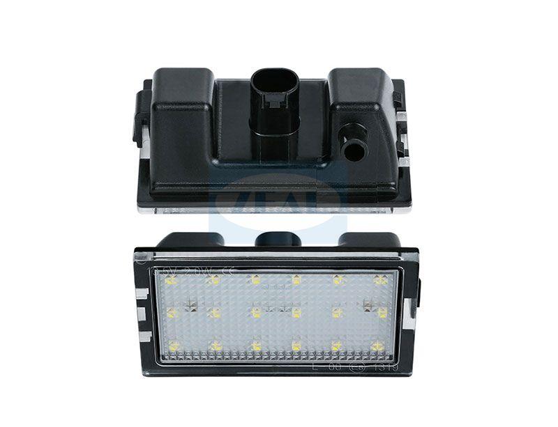 Land Rover LED License Plate Light ZL-U01