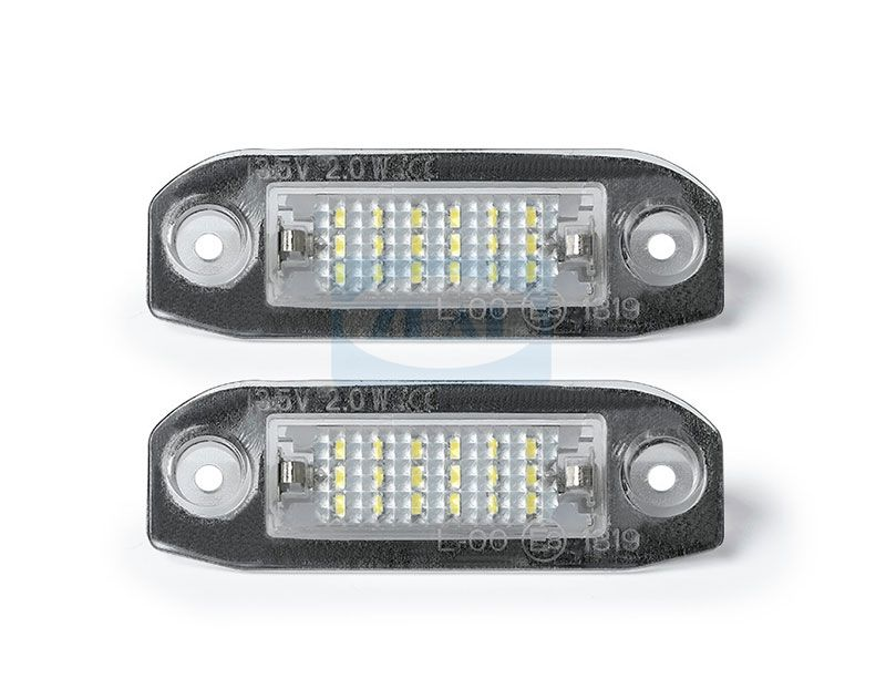 Volvo LED License Plate Light ZL-M01