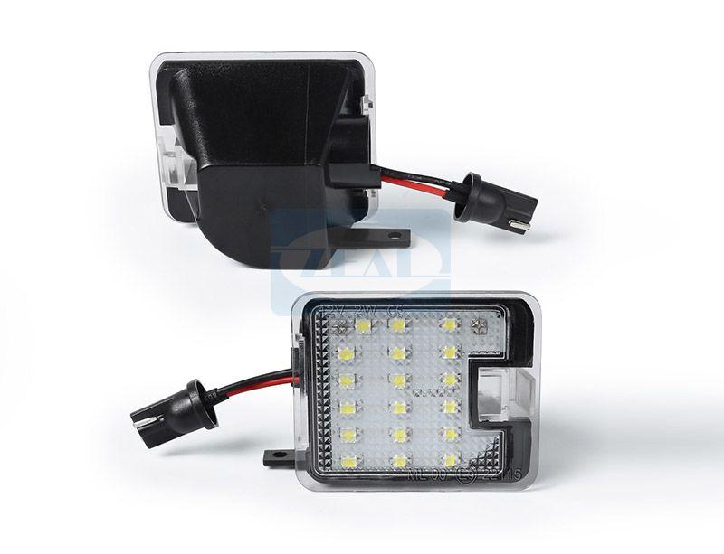 Ford LED Side Mirror Puddle Light ZL-I08