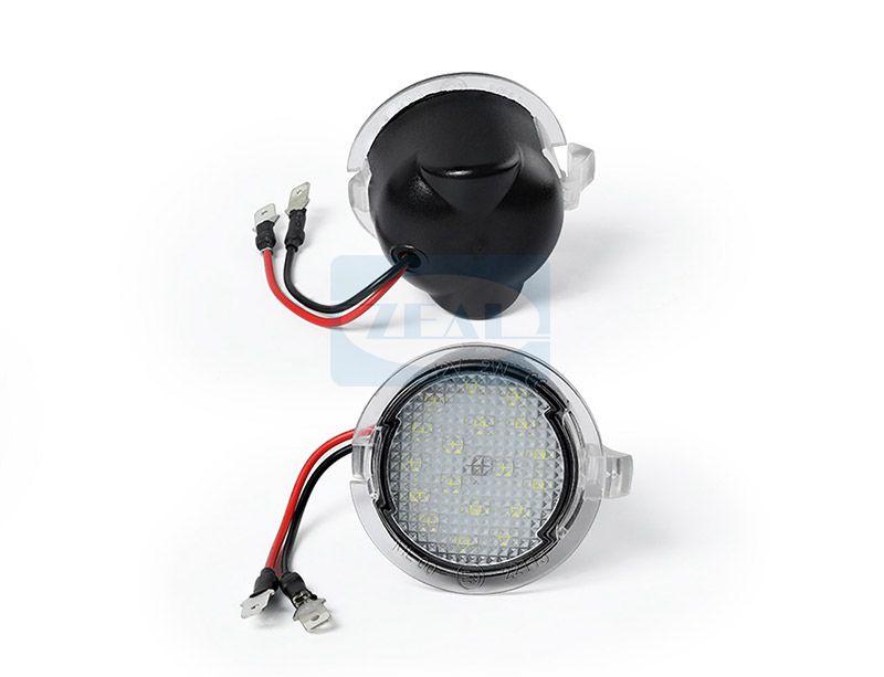 Ford LED Side Mirror Puddle Light ZL-I09