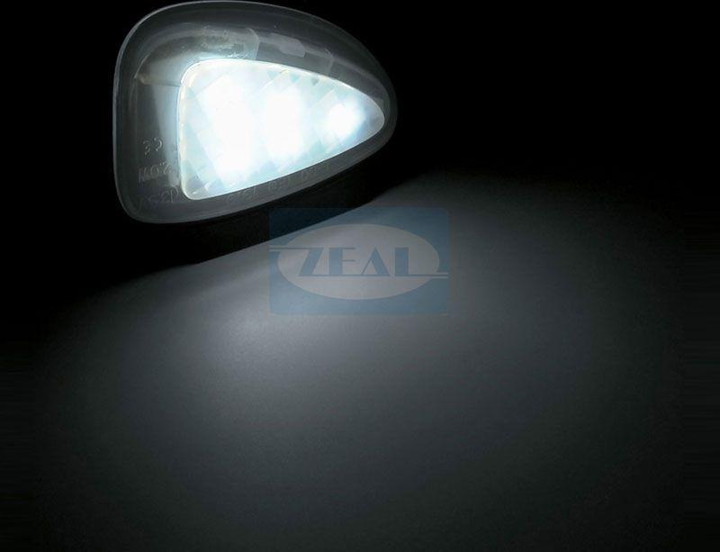 VW LED Side Mirror Puddle Light ZL-D12
