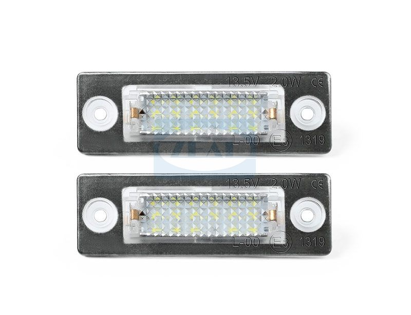 VW LED License Plate Light ZL-D03