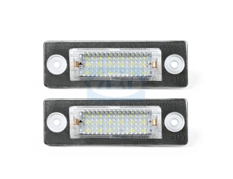 VW LED License Plate Light ZL-D03