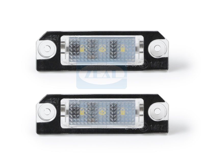 VW LED License Plate Light ZL-D24